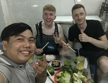 VIETNAMESE STREET FOOD - EVENING WALKING FOOD TOUR