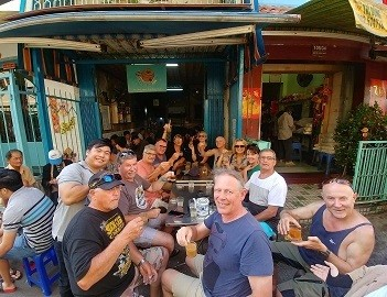 SAIGON AFTERNOON ADVENTURE & FOOD TOUR BY MOTORBIKE
